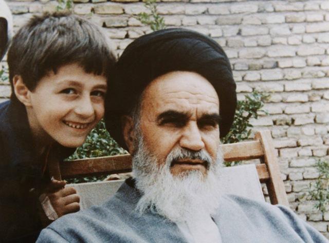 حجة الاسلام والمسلمين سيد حسن الخميني
