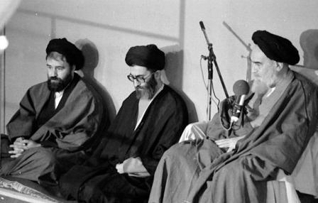 من انتصار الثورة الاسلامية حتى الرحيل