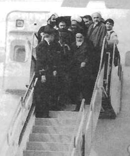 العودة الظافرة و انتصار الثورة الاسلامية