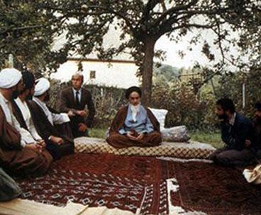 في ذكرى هجرة الإمام الخميني من العراق الى باريس