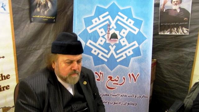 عندما إستشهد السيد مصطفى رأينا الإمام الخميني(قدس سره) قوياً رابط الجأش