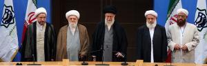 الإمام الخامنئي:يبرز اسم الإمام الخميني العظيم مثل كوكب ساطع على جبين الثورة الإسلامية