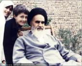 الإمام الخميني والسيد حسن
