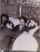 الامام الخميني و السيد مصطفى