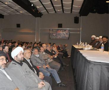 إقامة مراسم ذكرى رحيل الإمام الخميني في اوروبا و استراليا