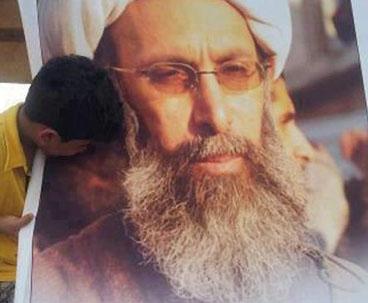اعتقال و محاكمة آية الله الشيخ نمر باقر النمر! اين إعلان حقوق الانسان ؟