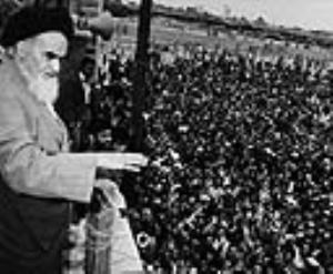 الإمام الخميني و الشعب و الثورة الاسلامية