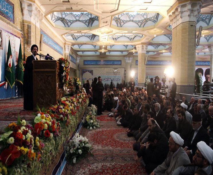 بدء احتفالات ذكرى انتصار الثورة الاسلامية