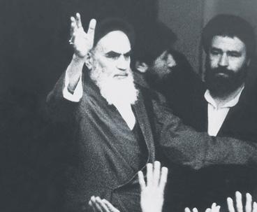 لقد رأيتم كيف انهارت سلطة الطاغوت..و إنتصرت الثورة الاسلامية