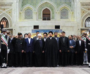 الامام كان يرى ان الثورية تعني الالتزام بالقانون والايمان بقيم الاخلاق الاسلامية
