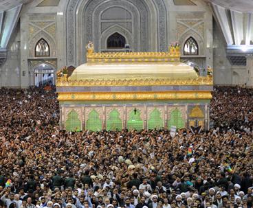 مرقد الامام الخميني منارة من الثقافة الاسلامية - الايرانية