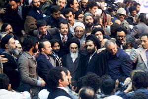 سر انتصار الثورة الاسلامية