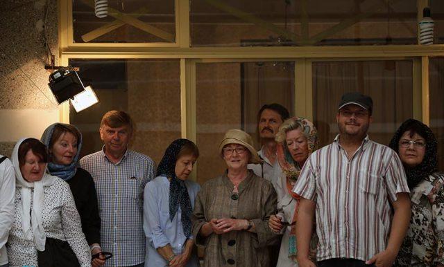 سياح المانيين يزورون جماران