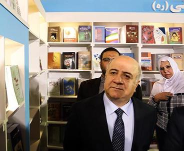 وزير الثقافة العراقي : ستبقى ذكرى الامام الخميني خالدة في التاريخ
