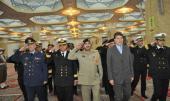 وفد عسكري باكستاني يزورمرقد الامام الخميني