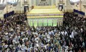 مراسم احياء ليالي القدر في مرقد الامام الخميني قدس سره (1)