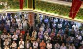 صلاة عيد الفطر السعيد في جماران