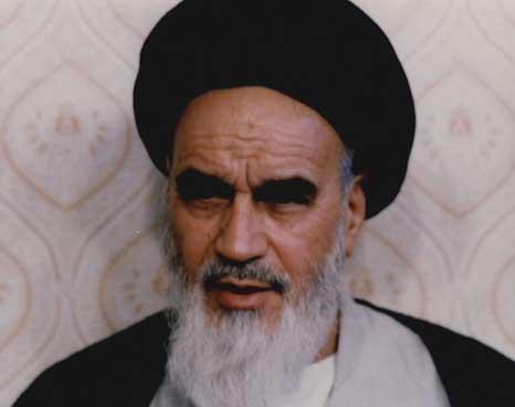الإطمئنان والهدوء والقوة في نظرات الإمام