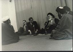 الإمام الخميني و حسنين هيكل