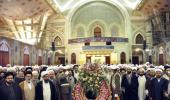 ائمة الجمعة يجددون العهد مع الامام الخميني الراحل