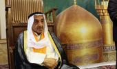 الضيوف الاجانب يزورون مرقد الامام الرضا عليه السلام و مدينة مشهد المقدسة