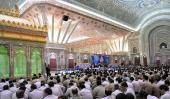 مراسم ذكرى تحرير خرمشهر في مرقد الامام الخميني قدس سره