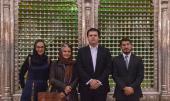 وزير الطاقة البرازيلي يزور مرقد الامام الخميني قدس سره