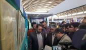 مشاركة قسم الشئون الدولية بمؤسسة تنظيم ونشر تراث الإمام الخميني في معرض الكتاب الدولي الـ 29 بطهران (3)