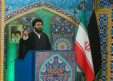 السيد علي الخميني: تصريحات ترامب الجوفاء كرست وحدة الشعب الايراني