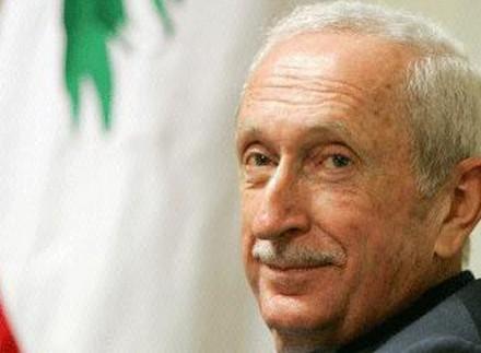 عمر كرامي-رئيس وزراء لبنان السابق
