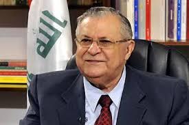 جلال طالباني-رئيس جمهورية العراق