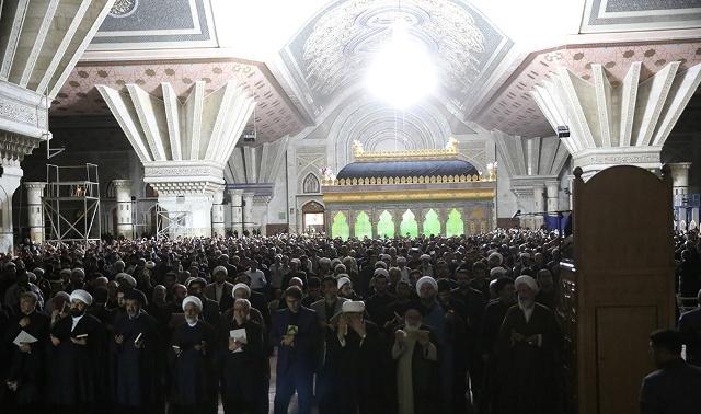 مراسم احياء ليالي القدر في مرقد الامام الخميني قدس سره