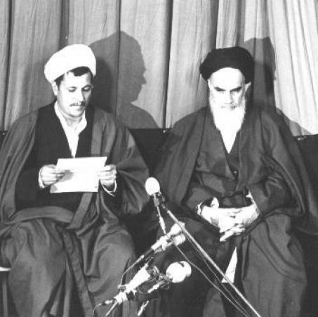 وفاة رفيق الامام الخميني و قائد الثورة الشيخ هاشمي رفسنجاني