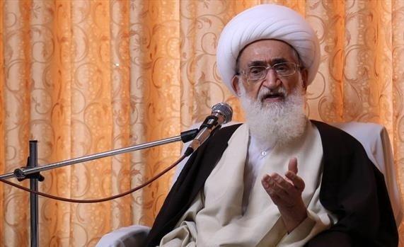 المرجع نوري همداني: الامام الخميني (رض) عالم وفقيه استطاع تصدير قيم الثورة الاسلامية