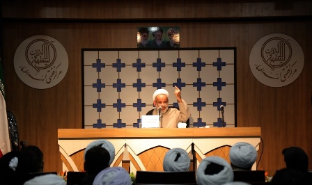 مؤتمر وحدة الحوزة و الجامعة فی آراء الإمام الخميني