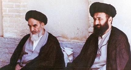 في الذكرى الاربعين لاستشهاد العلامة السيد مصطفى الخميني