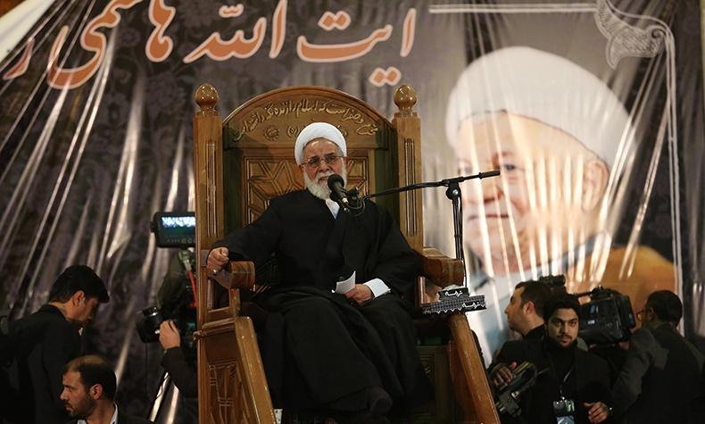 ناطق نوري: الشيخ رفسنجاني كان مفسراً مجدداً ومديراً حكيماً وسياسياً ذكياً