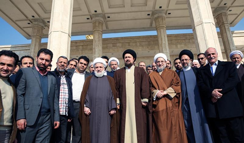 السيد حسن الخميني: هناك مؤشرات علي عودة العقلانية إلي العالم الإسلامي