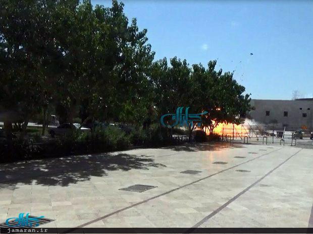 إنهاء هجومين ارهابيين استهدفا مرقد الامام الراحل ومجلس الشورى الاسلامي