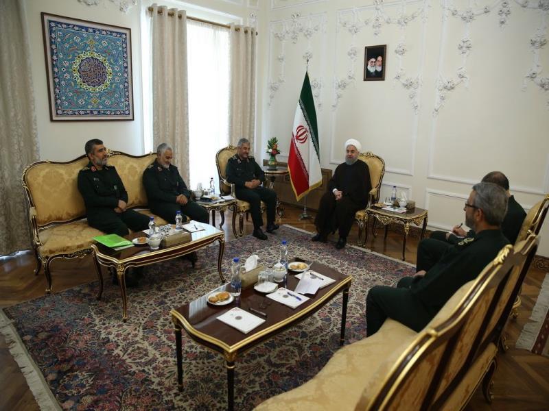 الحكومة القادمة ستدعم خدمات حرس الثورة الاسلامية تماما