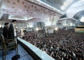 احياء الذكرى السنوية الـ 28 لرحيل الإمام الخميني (رض)
