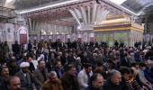 مراسم ذكرى استشهاد الامام الحسن العسکرى( علیه السلام )في مرقد الامام الخمینی