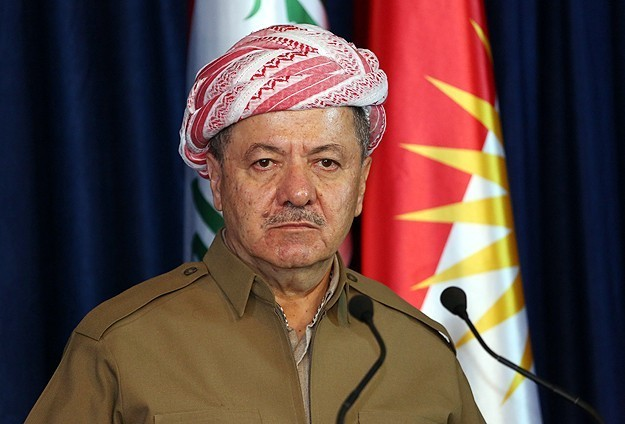 مسعود بارزاني-رئيس اقليم كردستان العراق