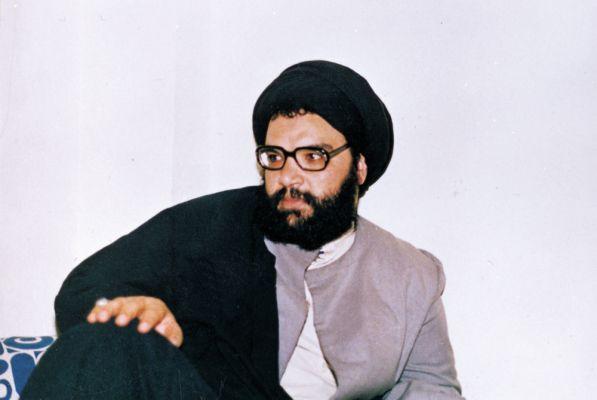 الشهيد السيد عباس الموسوي-الأمين العام السابق لحزب الله