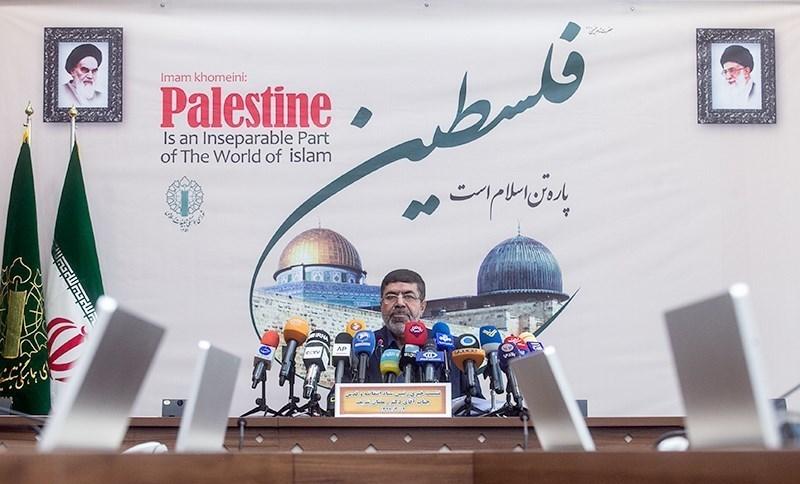 اقامة مسيرات يوم القدس العالمي  في 900 مدينة في ايران