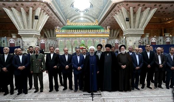 نهج الإمام الخميني هو السبيل لنجاة البلاد
