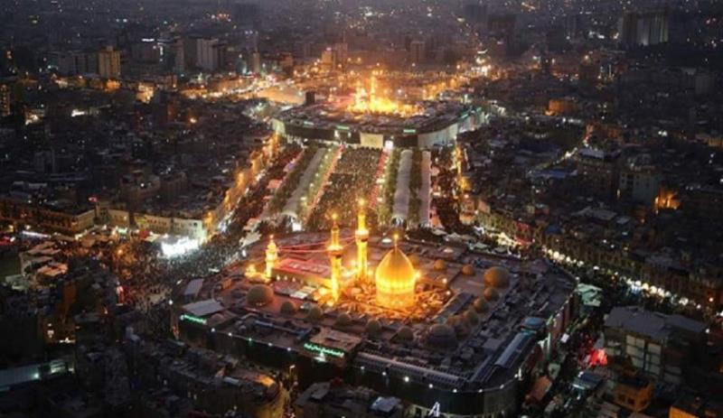 15 مليون زائر في كربلاء لاحياء أربعينية الامام الحسين (ع)