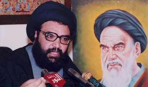 اجتماع قيادات حزب الله مع الامام الخميني