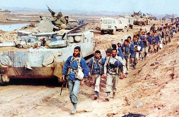 خاطرة لعقيلة الامام الخميني(قدس سره) حول نهاية الحرب