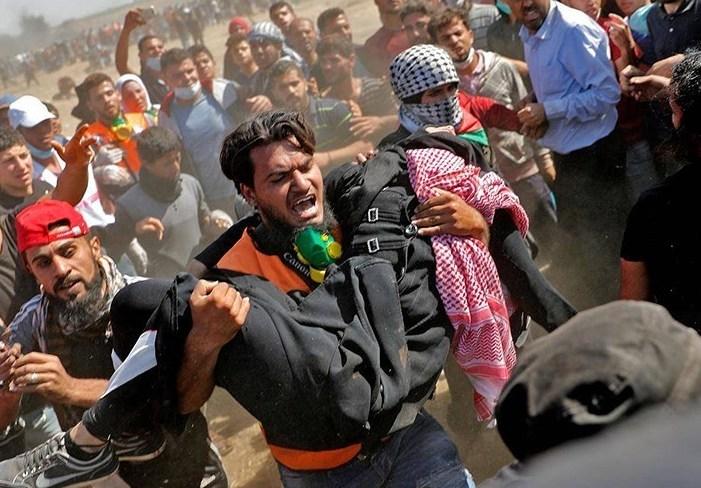 الانتفاضة الفلسطينية ستؤدي الى الطرد النهائي للمحتلين ومعاقبة حماتهم